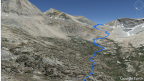 Visualizing Your Route on Google Earth