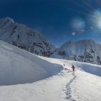Trip Report — White Salmon Glacier, Mt. Shuksan (March 2020)